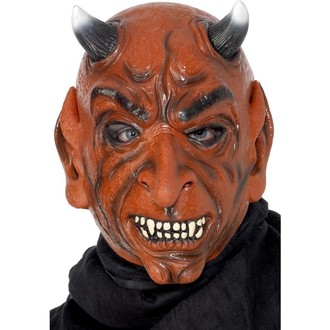 Čert - Mikuláš - Anděl - Maska - Satan
