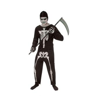 Kostýmy pro dospělé - pánský kostým Smrtka