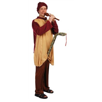 Kostýmy pro dospělé - kostým Zaklínač hadů