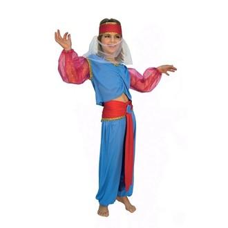 Kostýmy pro děti - Dětský kostým Arabská princezna - tanečnice