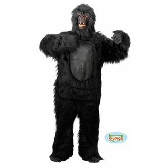 Kostýmy pro dospělé - kostým gorila extra