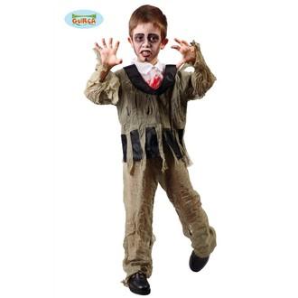 Kostýmy pro děti - Kostým zombie - halloweenský kostým