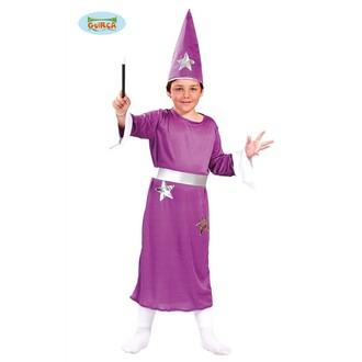 Kostýmy pro děti - Dětský kostým čaroděj