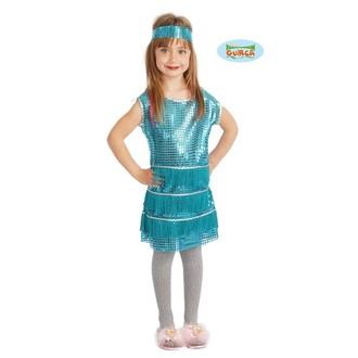 Kostýmy pro děti - dětský kostým charleston