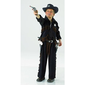 Kostýmy pro děti - Kostým kovboj