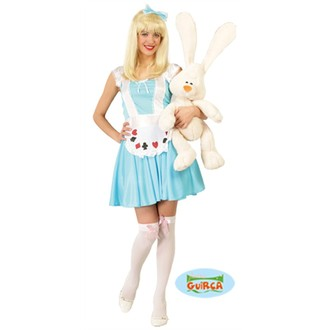 Kostýmy pro dospělé - Dámský kostým Alice