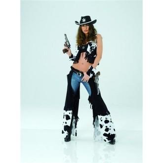 Kostýmy pro dospělé - Kostým cowgirl