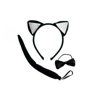 Doplňky na karneval - Sada Kočka