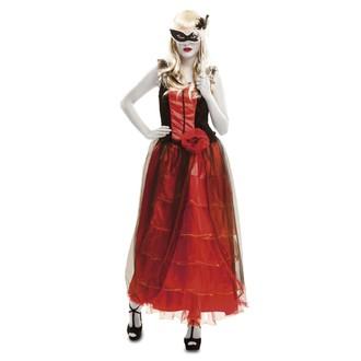 Halloween - Kostým Barokní vampírka