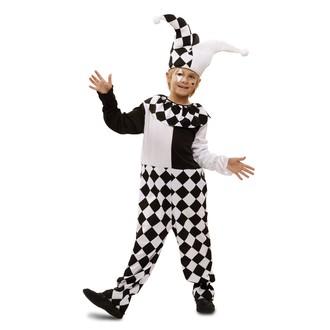 Kostýmy pro děti - Dětský kostým Harlequin