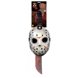 Kostýmy z filmů - Maska a mačeta Jason