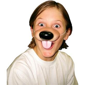 Doplňky na karneval - Nos Pes