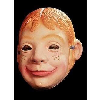 Masky - Škrabošky - Maska Dívka