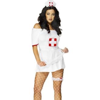 Doplňky na karneval - Sada Zdravotní sestra