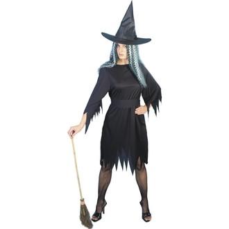 Kostýmy pro dospělé - Kostým Černá čarodějnice