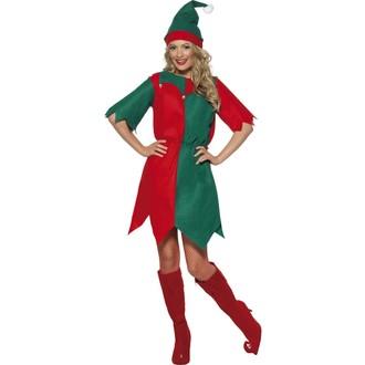 Kostýmy pro dospělé - Kostým Skřítek
