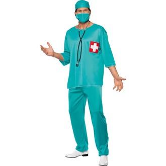 Kostýmy pro dospělé - Kostým Chirurg