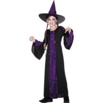 Kostýmy pro děti - Dětský kostým Čarodějnice