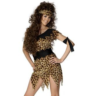 Kostýmy pro dospělé - Kostým Sexy jeskynní žena