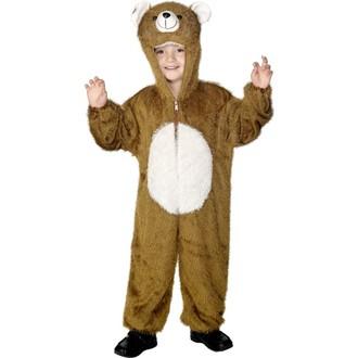 Kostýmy pro děti - Dětský kostým Medvídek 7-9 roků