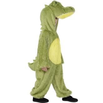Kostýmy pro děti - Dětský kostým Krokodýl 4-6 roků