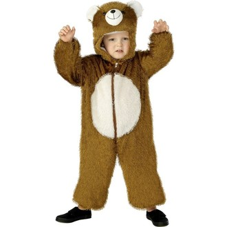 Kostýmy pro děti - Dětský kostým Medvídek 4-6 roků