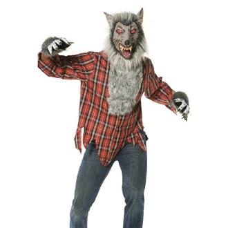 Kostýmy pro dospělé - Kostým Vlkodlak