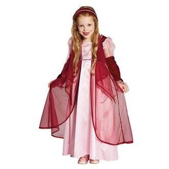 Kostýmy pro děti - Pohádková princezna