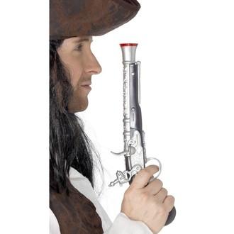 Doplňky na karneval - Pirátská pistole 30 cm
