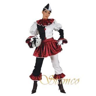 Kostýmy pro dospělé - Kostým Pierot
