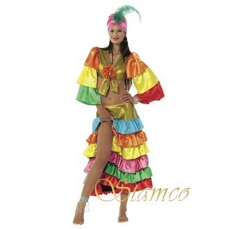 Kostýmy pro dospělé - Kostým Brazilka