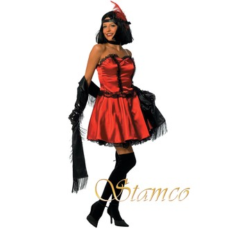 Kostýmy pro dospělé - Kostým Tanečnice