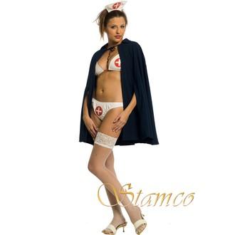 Kostýmy pro dospělé - Kostým Sexy sestřička