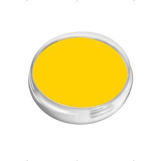 Doplňky na karneval - Barva na obličej a tělo žlutá