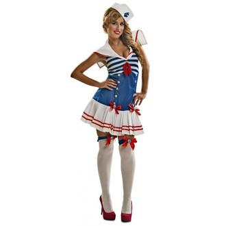 Kostýmy pro dospělé - Kostým Námořnice