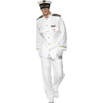 Kostýmy pro dospělé - Kostým Kapitán deluxe
