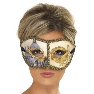 Masky - Škrabošky - Škraboška Venice