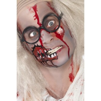 Doplňky na karneval - Make up Sada zombie