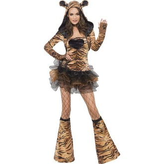 Kostýmy pro dospělé - Kostým Sexy tygr