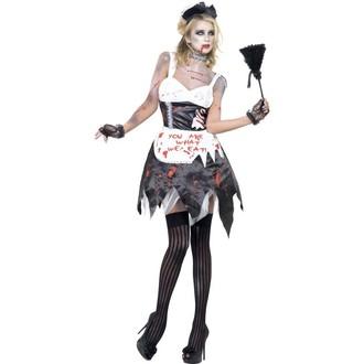 Halloween - Dámský kostým Zombie pokojská