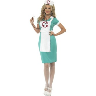 Kostýmy pro dospělé - Kostým Zdravotní sestřička