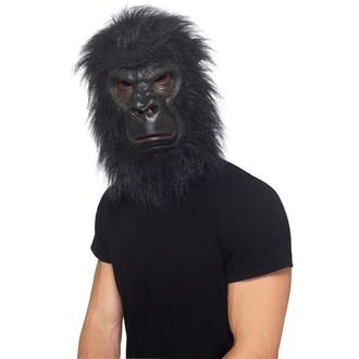 Masky - Škrabošky - Maska Gorila pro dospělé