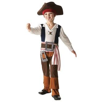 Kostýmy z filmů - Dětský kostým Jack Sparrow Piráti z Karibiku