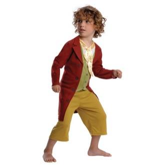 Kostýmy z filmů - Dětský kostým Bilbo Baggins The Hobbit