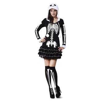 Halloween - Kostým Kostra