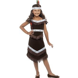 Kostýmy pro děti - Dětský kostým Indiánka
