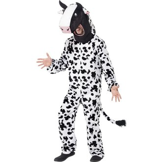 Kostýmy pro dospělé - Kostým Kráva