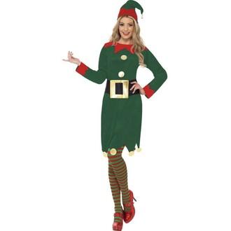 Kostýmy pro dospělé - Kostým Elfka