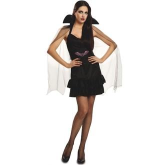 Kostýmy pro dospělé - šaty upírka