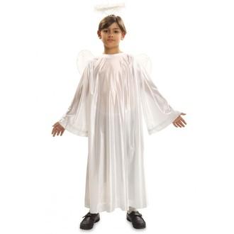 Čert - Mikuláš - Anděl - Dětský kostým Anděl
